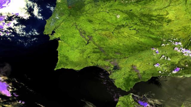 Agência espacial europeia mostra Pedrógão Grande antes e depois dos fogos