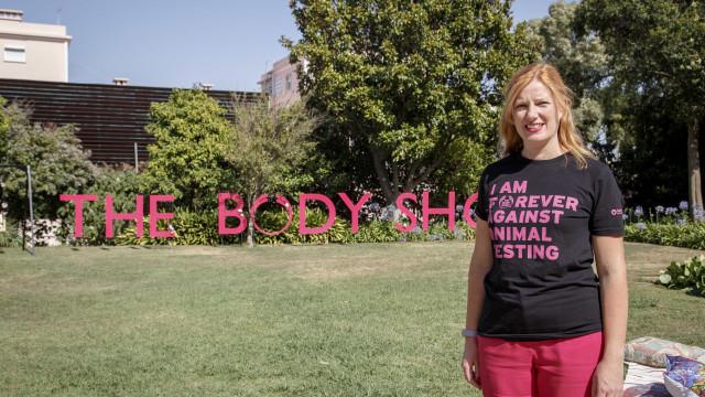 Beleza sem crueldade. Como a The Body Shop quer mudar o mundo