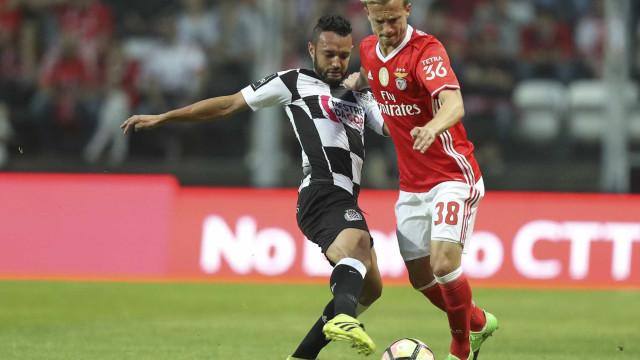 Hermes estará de saída do Benfica