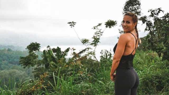 Explosão de lata de chantili mata blogger de fitness