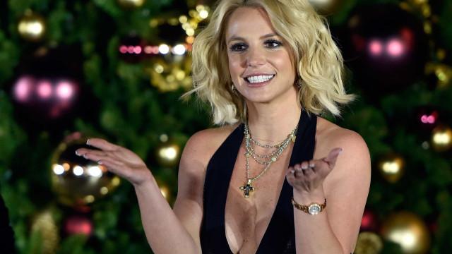 Britney Spears aproveita dias de sonho na Tailândia