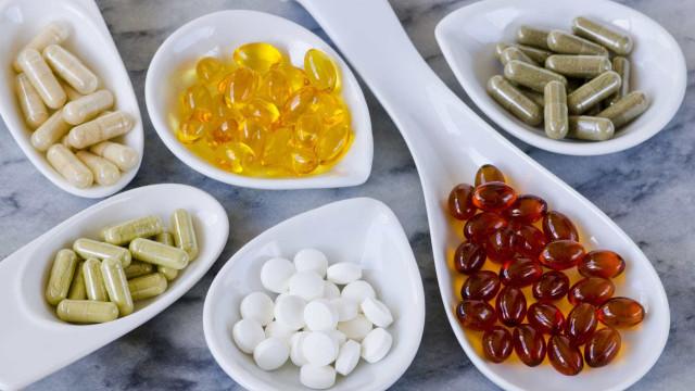 Seis coisas que podem acontecer ao corpo quando começa a tomar vitaminas