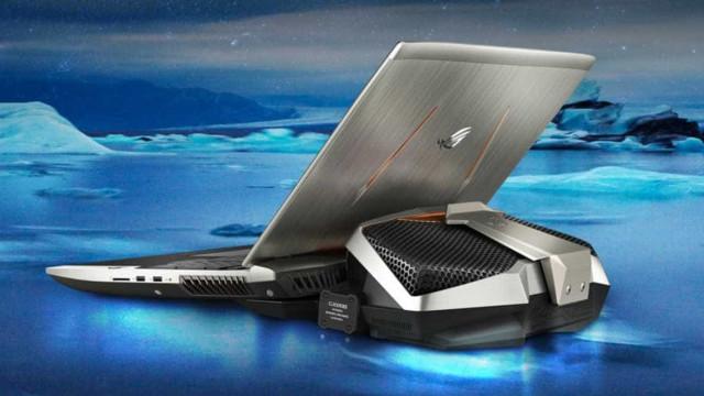 Não há forma de passar despercebido com estes portáteis