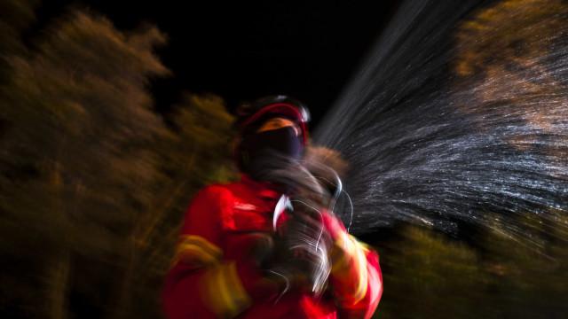 Dominado cerca de 90% do fogo em Nisa