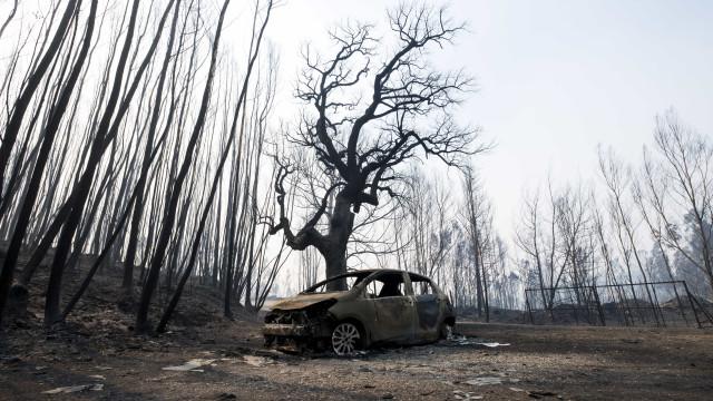 Feridos graves dos incêndios de 2017 vão receber pagamento intercalar