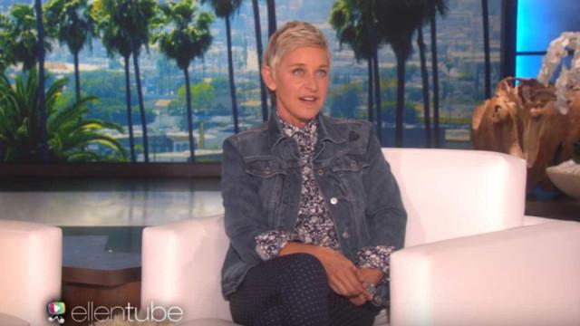 Ellen DeGeneres envergonha mulher que apanhou a roubar no programa