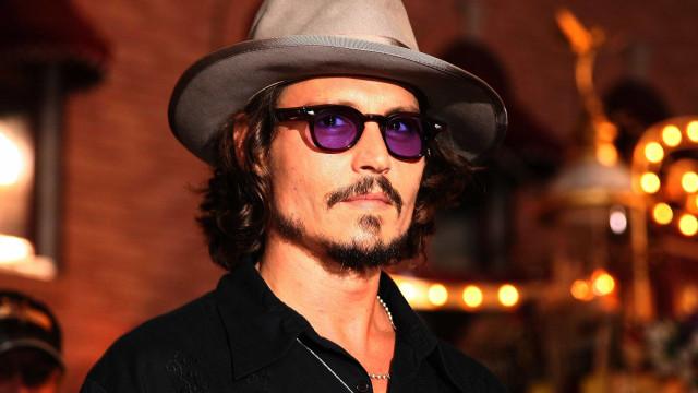 """Depp: """"Qual foi a última vez que um ator assassinou um Presidente?"""""""