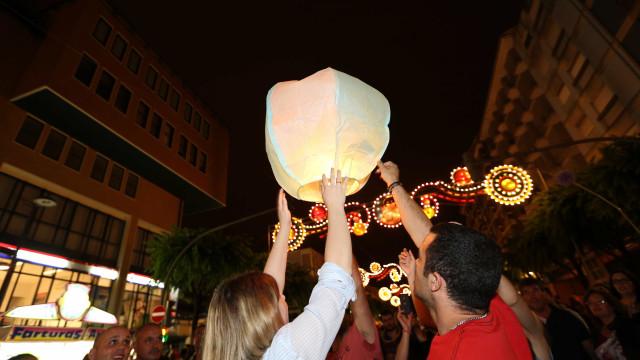 PSP alerta: Lançar balões de São João pode valer multa pesada