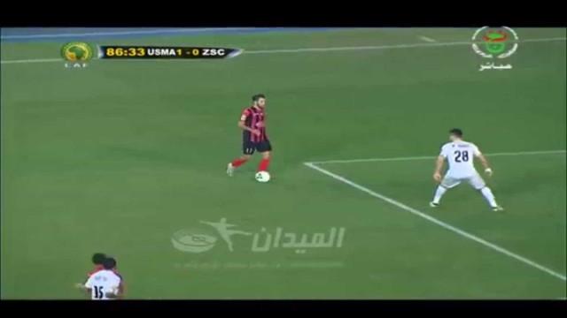 Na Liga dos Campeões Asiáticos também se marcam grandes golos