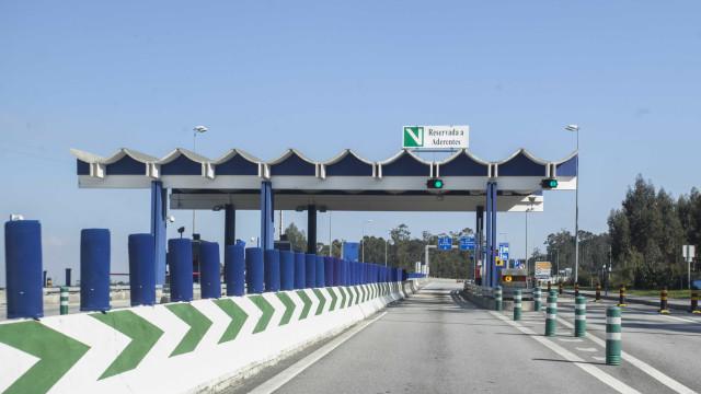 Portagens Lisboa-Porto vão registar maior aumento das autoestradas