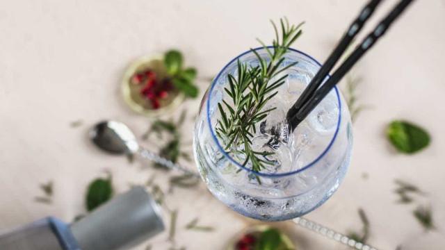 Designers, enfermeiros e empresários criam receitas de gin em festival