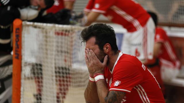 Hóquei: Benfica anuncia boicote à final four da Taça por protesto