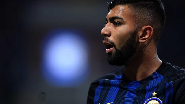 Gabigol: Inter e Málaga chegam a acordo, mas Sporting não está descartado