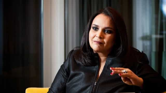 Alberta Marques Fernandes 'chora' a morte do ex-namorado