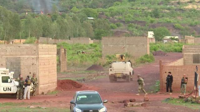 Governo e grupos armados retomam processo de paz no Mali