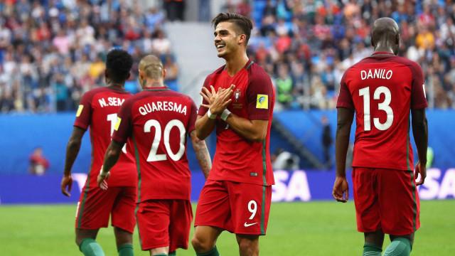 [0-4] Portugal goleia e está nas meias-finais das Confederações