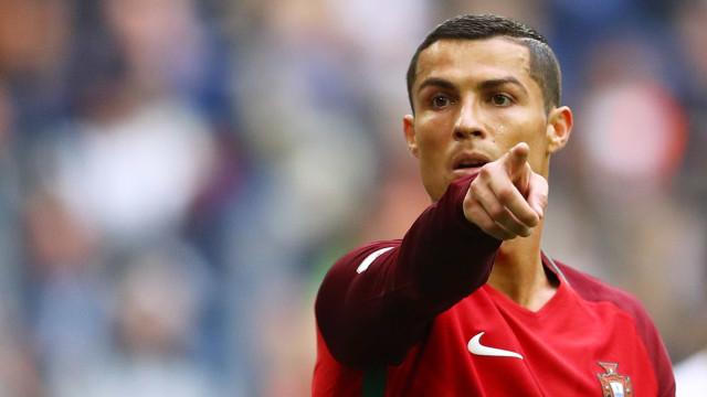 Ronaldo já é o segundo melhor marcador de sempre de seleções europeias