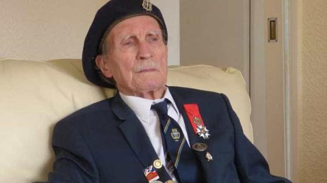 Veterano de guerra lança apelo para recuperar medalhas perdidas