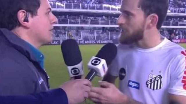 Lucas Lima fala (e irrita-se) pela primeira vez sobre o Barcelona