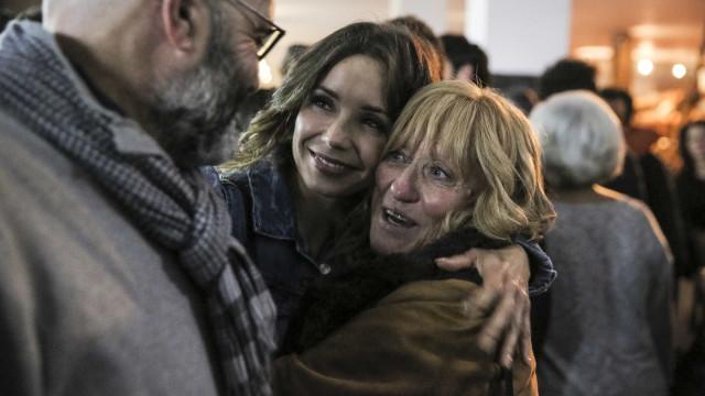 """Amélia Videira elogia Luciana: """"É uma riqueza tão grande dentro dela"""""""