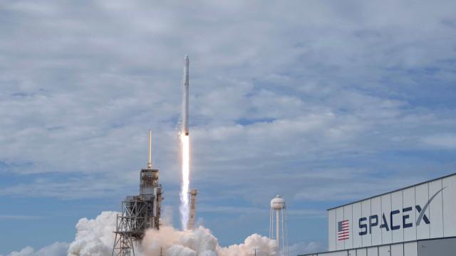 Este fim-de-semana promete ser especial para a SpaceX