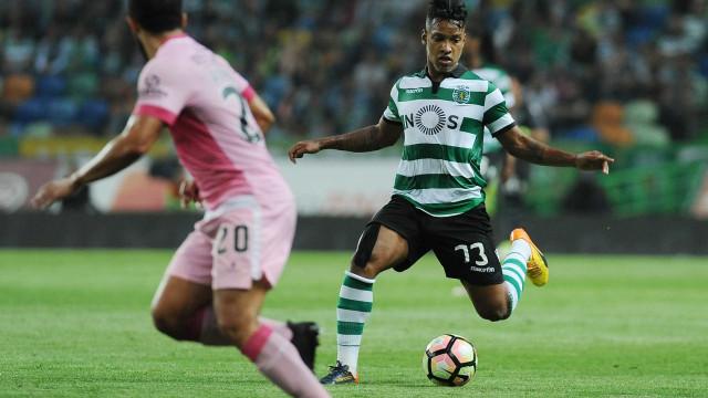 Oficial: Matheus Pereira renova contrato com o Sporting