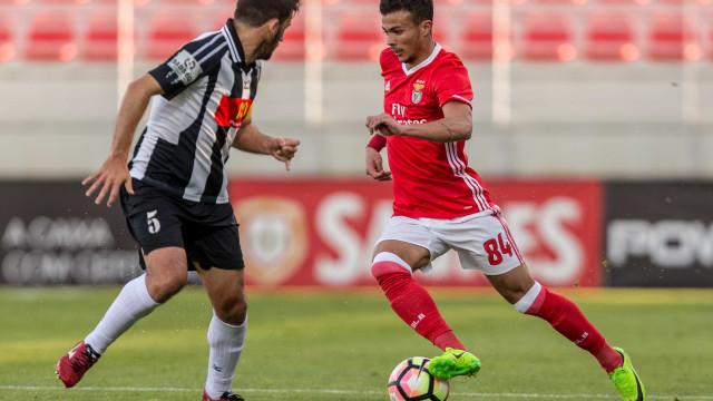 Diogo Gonçalves e Rúben Dias vão ser aposta de Rui Vitória