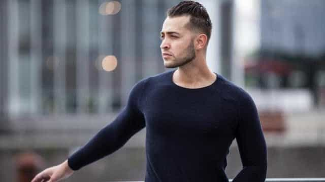 O refugiado sírio que virou ator porno e quer conquistar Hollywood