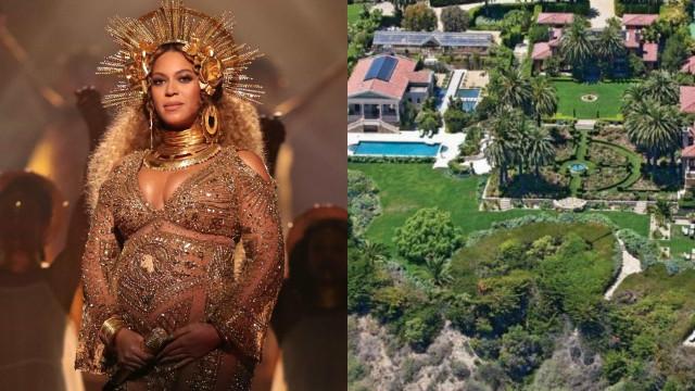 Eis a mansão onde os gémeos de Beyoncé estão hospedados