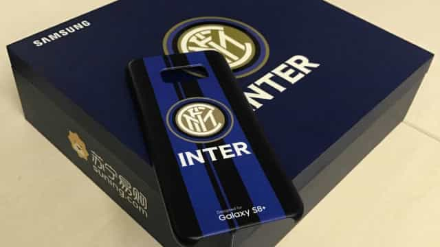 Fã do Inter de Milão? A Samsung pode ter algo para si