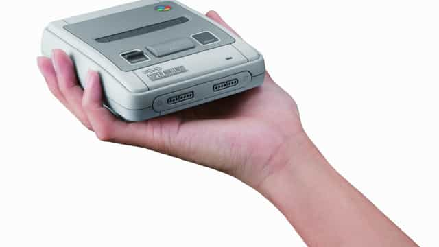 Nintendo deixará de vender consolas clássicas