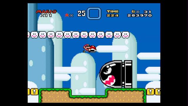 A Super Nintendo está de volta e estes são os jogos que a acompanham