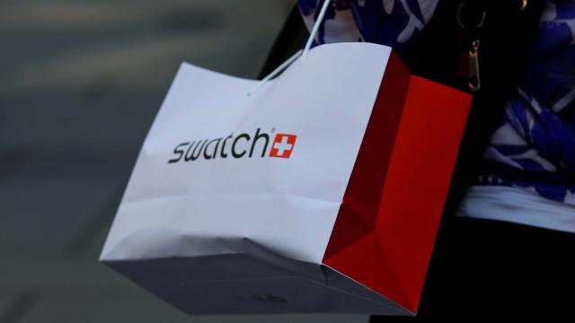 Mercado dos wearables coloca Swatch em risco