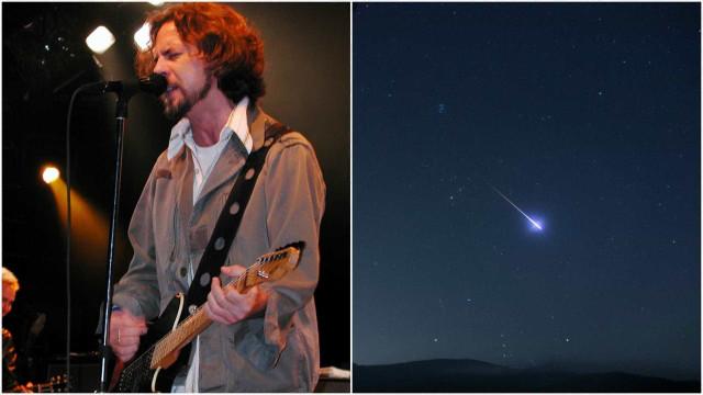 Versão de John Lennon por Eddie Vedder é abençoada pelos céus