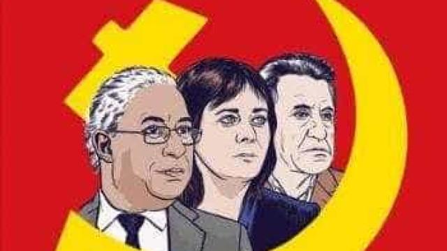 """O """"livro revelação"""" que sabe a humor à Esquerda política"""