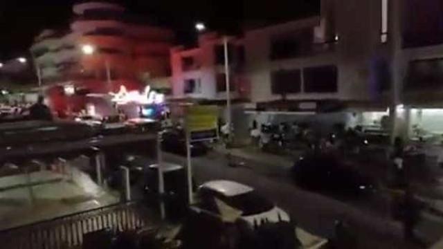 Festival acaba em confrontos entre polícia e turistas em Albufeira