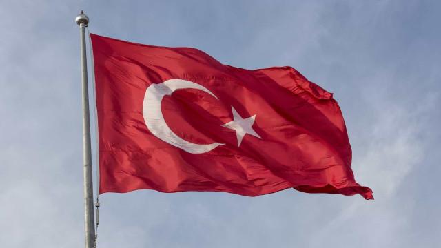 Delegação comunista francesa detida na Turquia