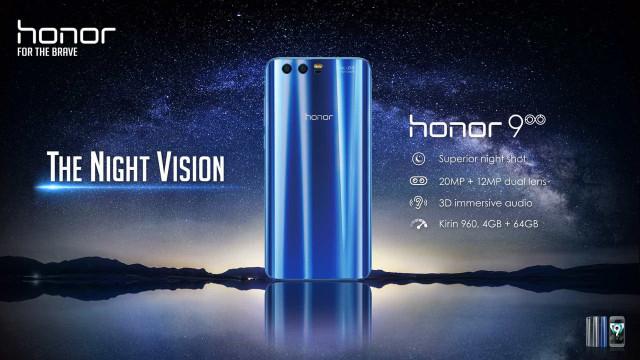 Honor 9 é oficial e é um smartphone que vai querer considerar