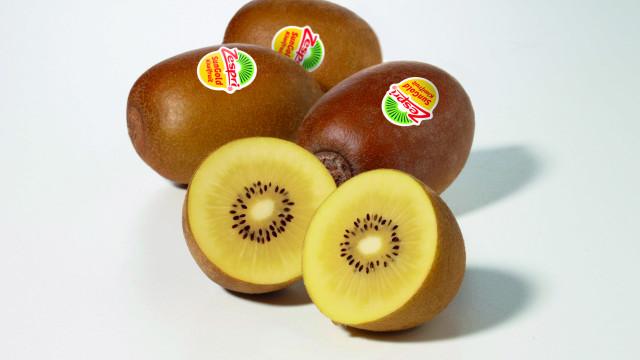 E o novo alimento da moda para este verão é… o kiwi amarelo