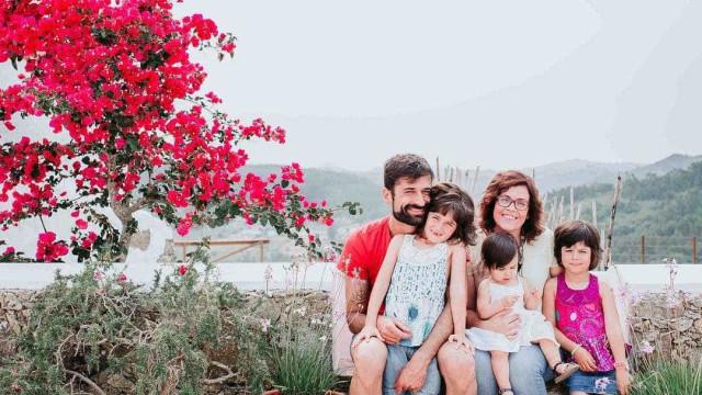 Catarina Raminhos declara-se a marido em dia especial