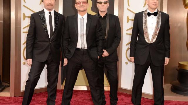 U2 cancelam concerto em St Louis devido aos protestos no Missouri