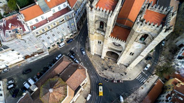 """Trânsito no centro histórico de Lisboa é """"dramático"""""""