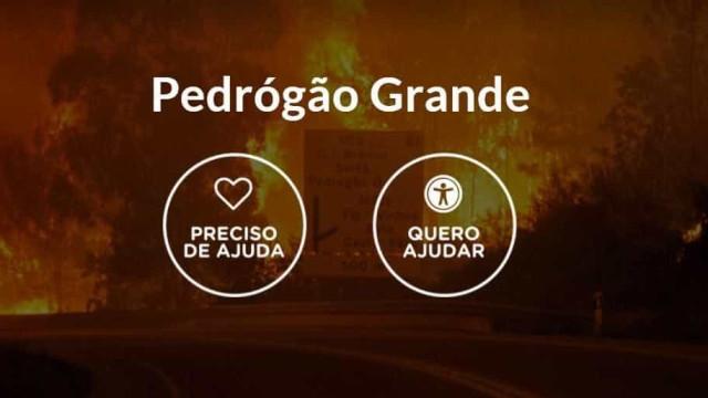 Pedrogão Grande: Empresa de Leiria criou plataforma online de informações