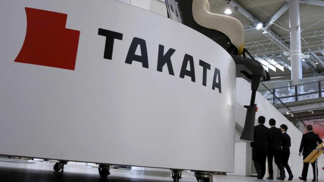 Ações de fabricante de airbags caem quase 70% após declarar insolvência