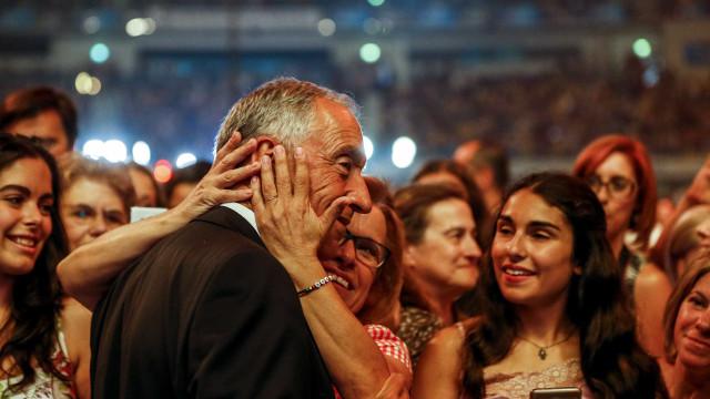 Mais de um milhão angariado em noite de concerto solidário por Pedrógão