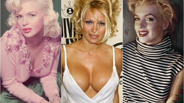 As loiras mais icónicas de Hollywood