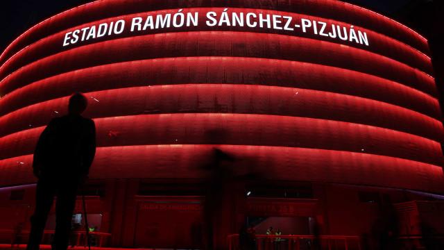 Estádio do Sevilha vai implementar sistema de acesso biométrico