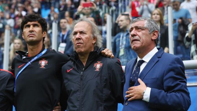 Fernando Santos leva Bernardo a jogo e coloca Fonte no lugar de Pepe
