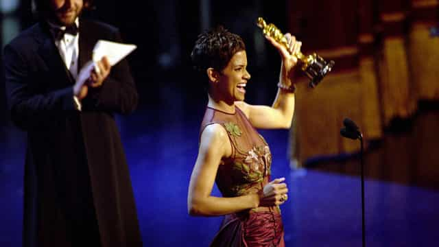 Halle Berry ficou desiludida após ter recebido Óscar