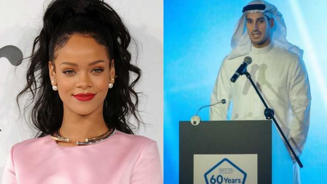 Identidade de novo amor de Rihanna revelada